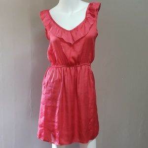 Body Central Pink Dress Sz Small